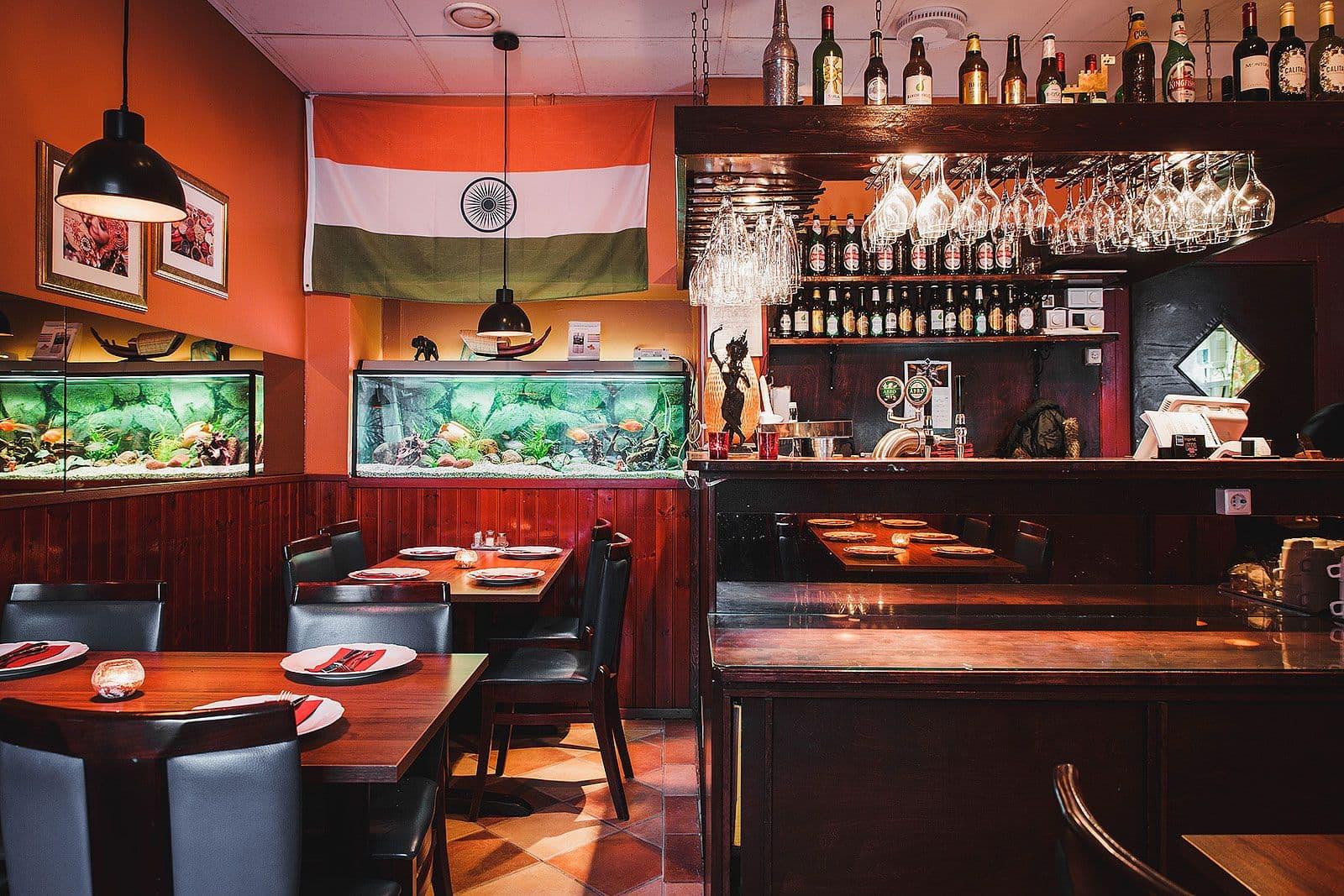 indisk mat på söder