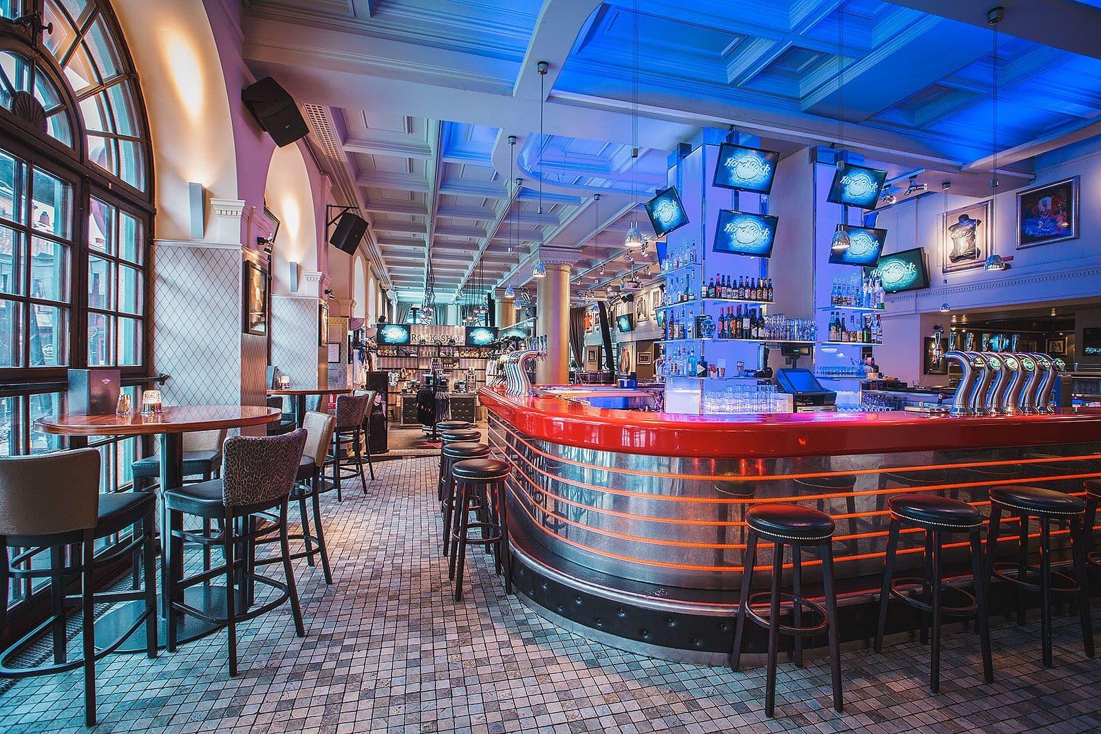 Hard Rock Cafe Stockholm Opening Hours