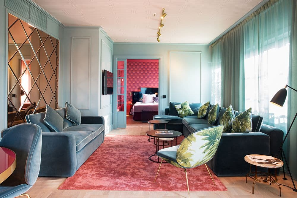 Haymarket by scandic hotell norrmalm city stockholm for Corriere arredamento
