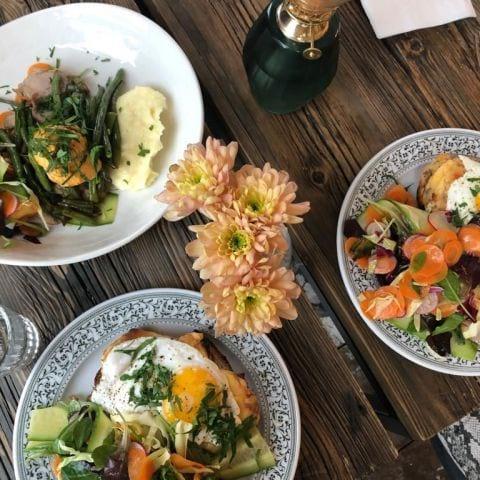 Lunch – Bild från Handelshuset av Annelie V.