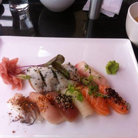 Bild från Hattori Sushi Devil Drottninggatan av Katarina D.