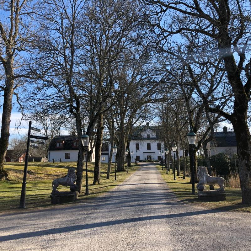 Bild från Häringe Slott av Ida B.