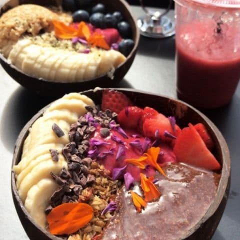 En av deras bowls – Photo from Mahalo Odengatan by Jessica K.