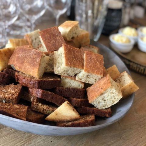 Gott bröd till lunchen – Bild från Handelshuset av Annelie V.