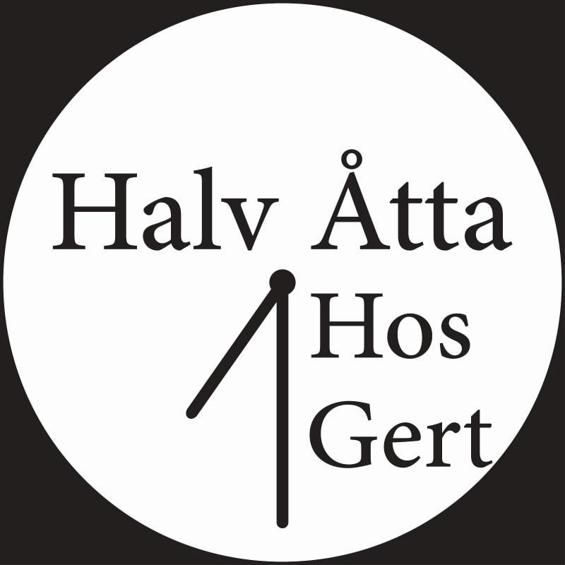 Företags logo – Bild från Halv 8 Hos Gert av Gert N.
