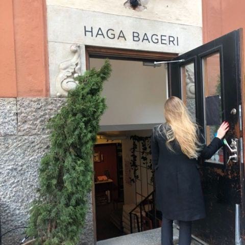 Photo from Haga Tårtcompani & Bageri Vasastan by Charlotte A.