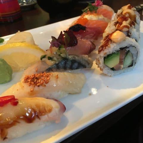 Bild från Hattori Sushi Devil Drottninggatan av Fredric E.
