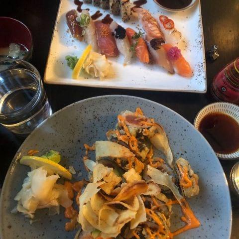 Bild från Hattori Sushi Devil Drottninggatan av Ida B.