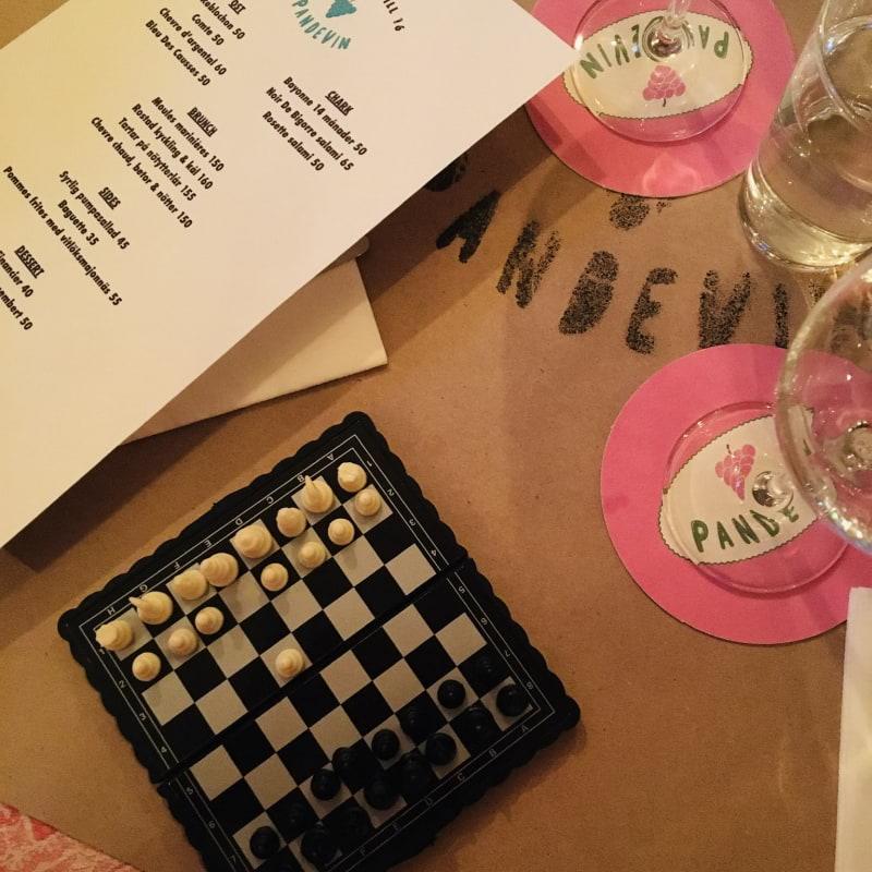 Schack – Bild från Häktet av Anna T.