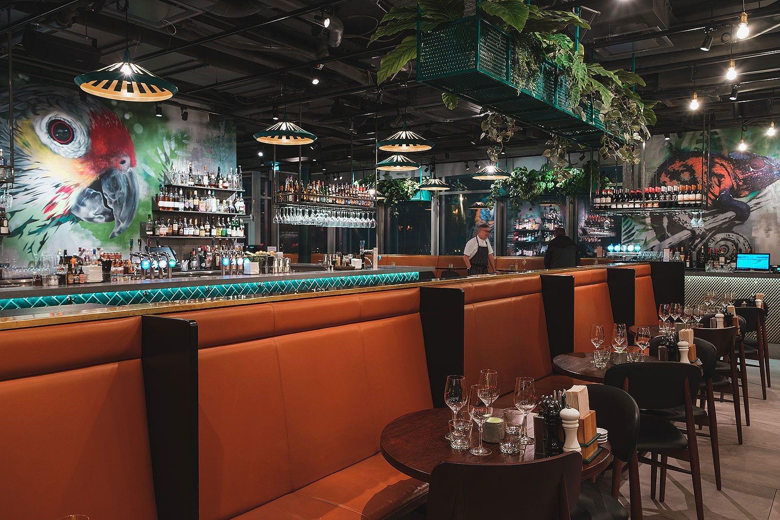 Hook up bar stockholm