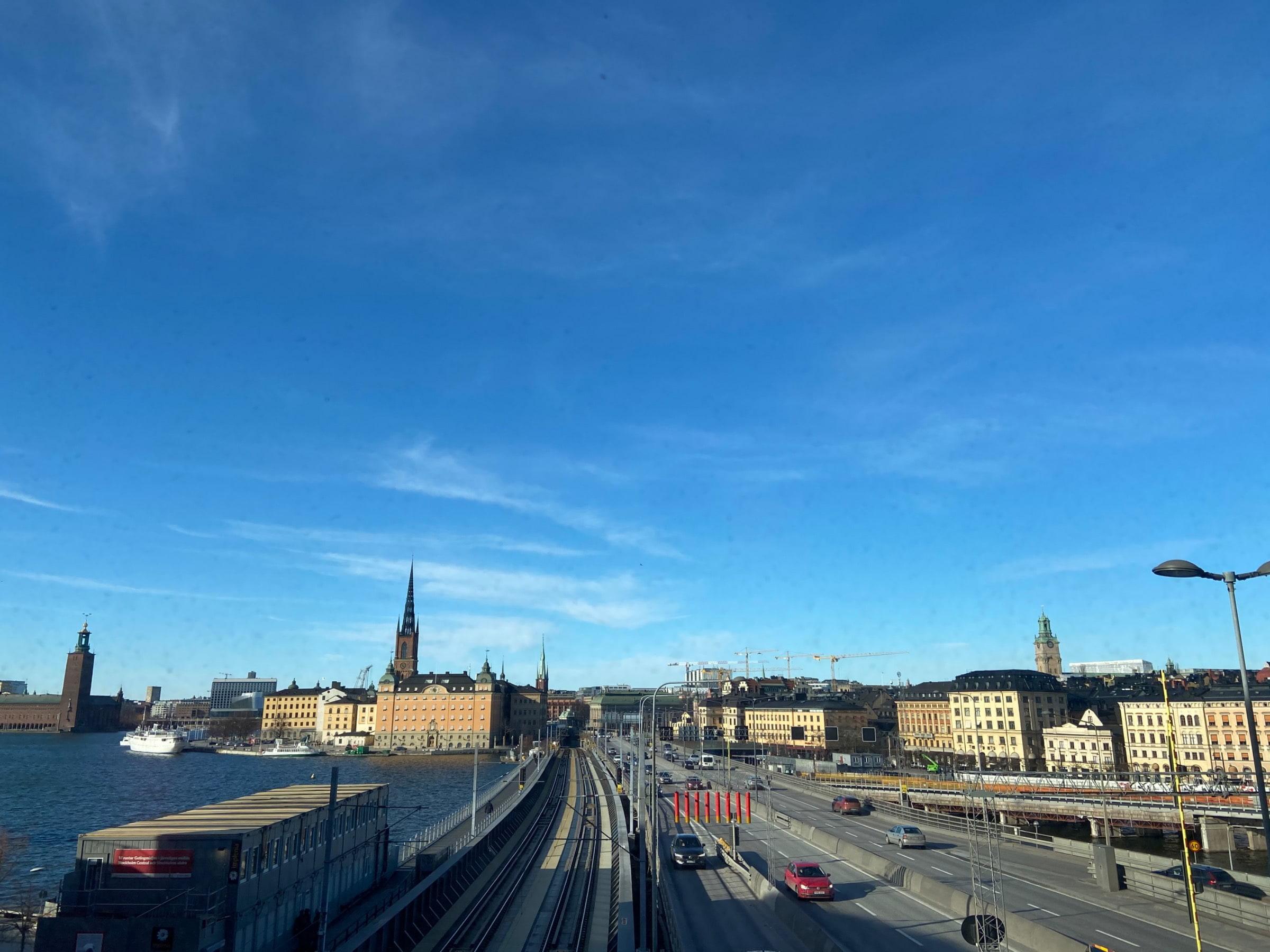Bild från Hilton Stockholm Slussen Hotel av Fredrik J.