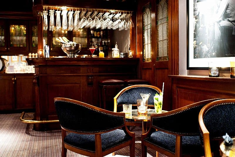 Hotel Diplomat Restaurang