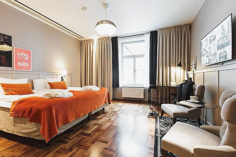 Scandic Grand Central Hotell