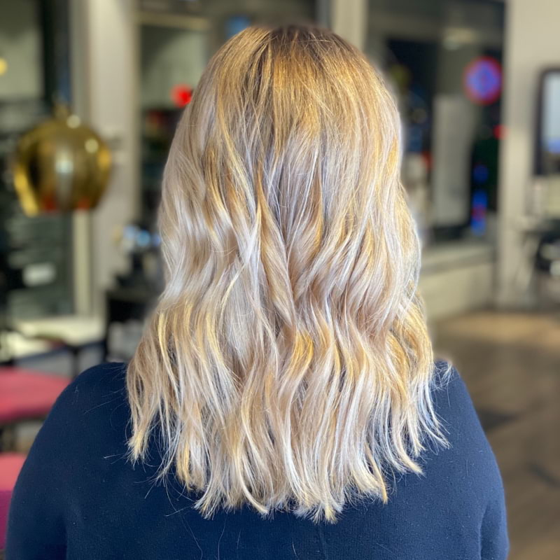 Efter – Photo from Holland Hair 92:an by Ida L.