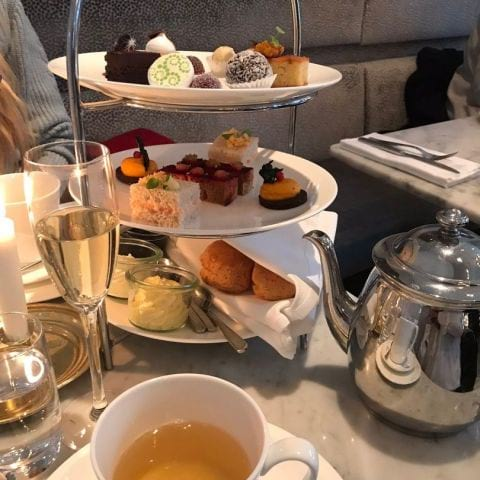 Afternoon Tea på diplomat – Photo from Hotel Diplomat Restaurang by Anna B.