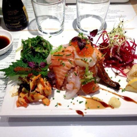 Tokyo diner – Bild från Hötorgshallen av Katarina D.