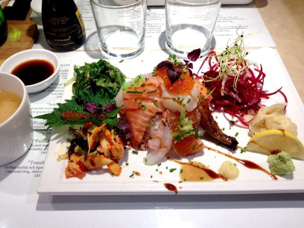 Tokyo diner – Photo from Hötorgshallen by Katarina D.