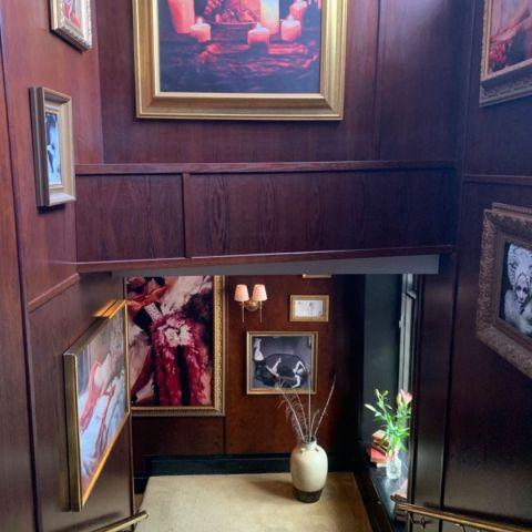 Korridor – Bild från Hotel Pigalle av Malin S.