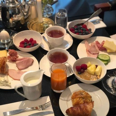Frukost – Photo from Hotel Diplomat by Adam L.