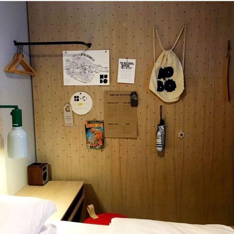 Rummet – Bild från Hobo Stockholm av Katarina D.