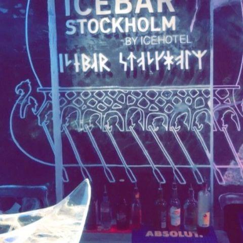 Bild från Icebar By Icehotel Stockholm av Mythu L.