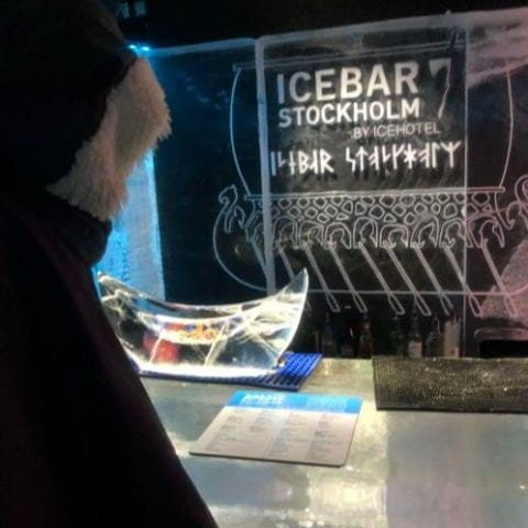 Photo from Icebar By Icehotel Stockholm by Mythu L.