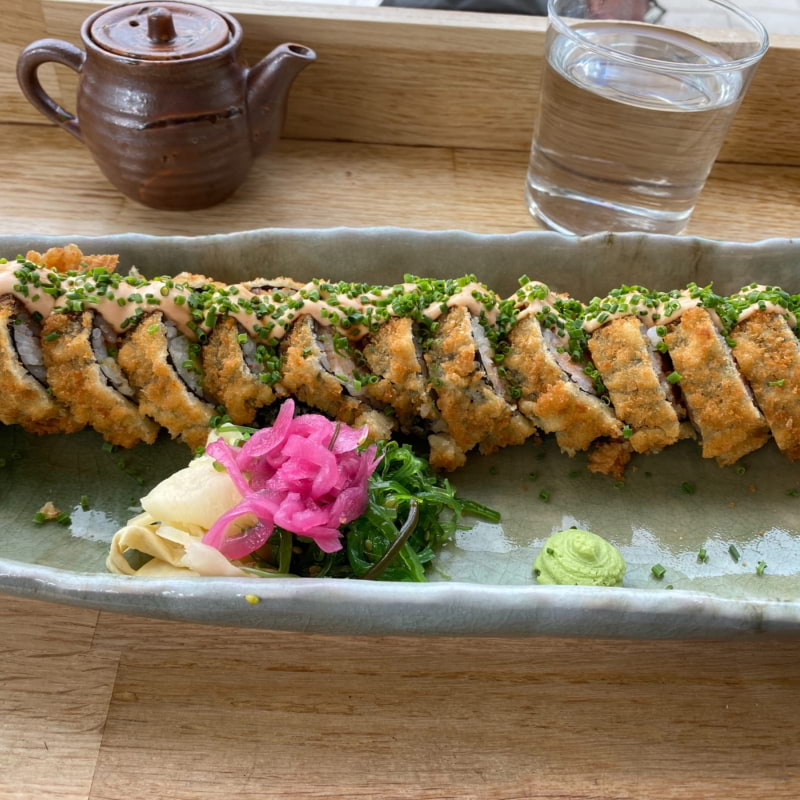 Spicy Salmon – Bild från Ima Sushi av Peter B.