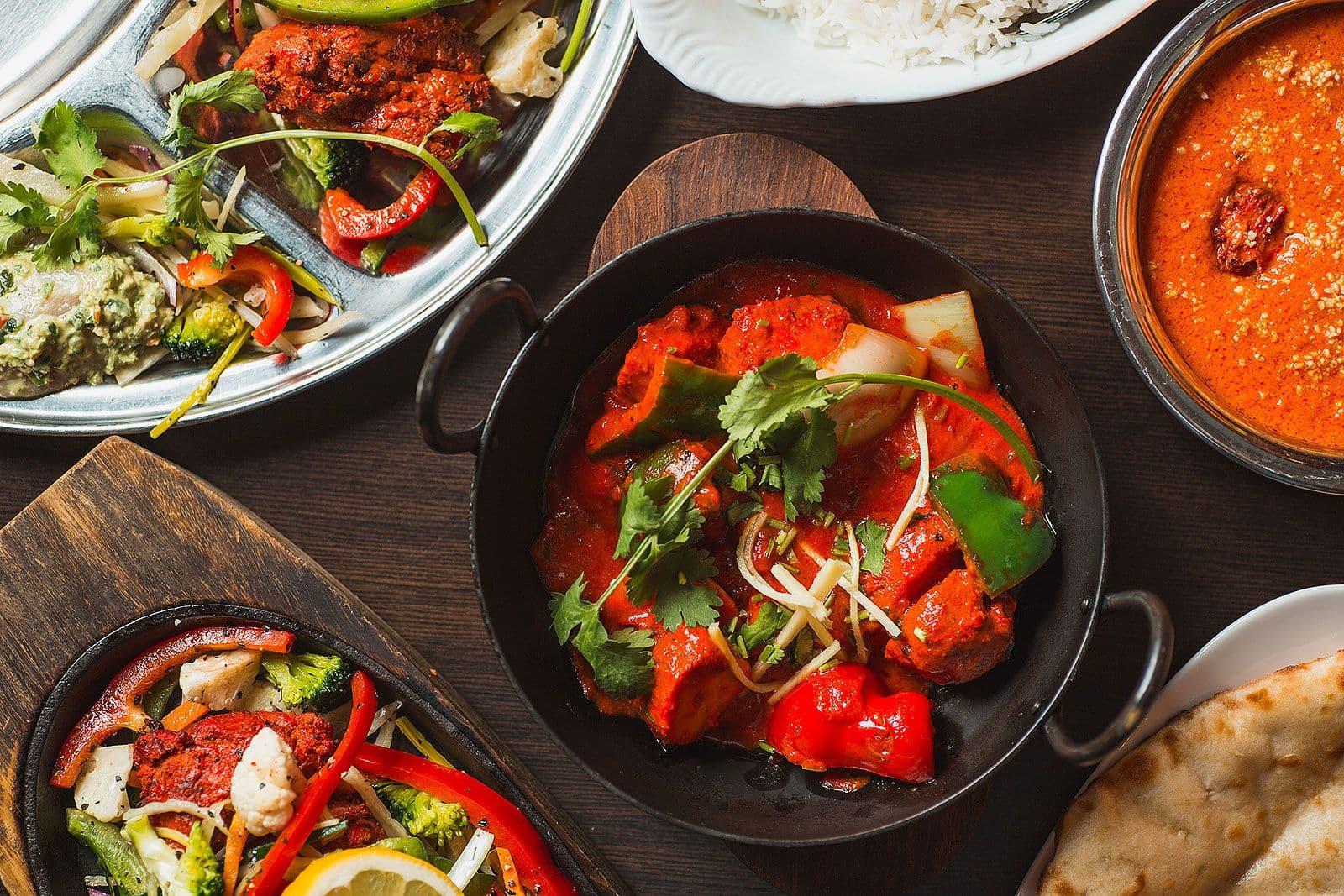 catering indisk mat stockholm