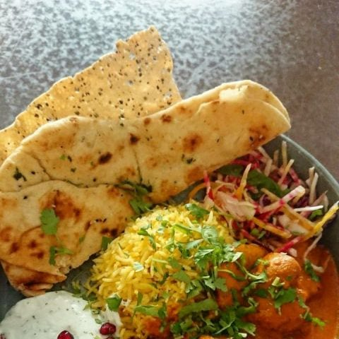 Photo from Indian Street Food & Co Drottninggatan by Catrin M.