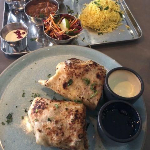 Appetizer – Bild från Indian Street Food & Co Karlbergsvägen av Annelie V.