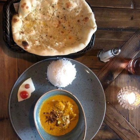 Tikka masala – Bild från Indian Street Food & Co Karlbergsvägen av Annelie V.