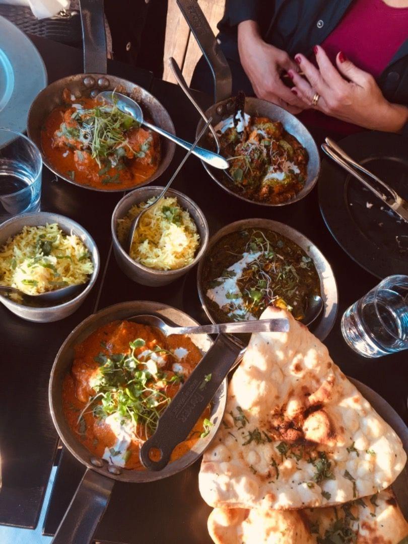 Bild från Indian Street Food & Co Hammarby sjöstad av Agnes W.
