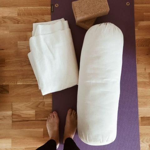 Bild från Inbalance Yoga Hornstull av Linn W.