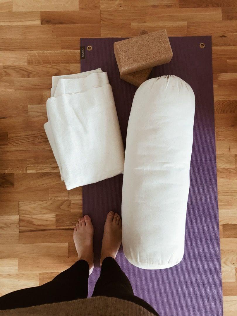 Bild från Inbalance Yoga av Linn W.