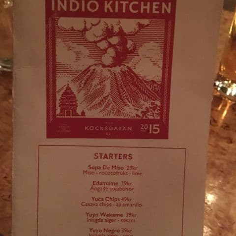 Photo from Indio Kitchen by Jacob H.
