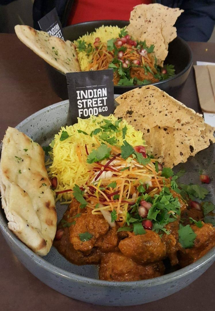 Photo from Indian Street Food & Co Drottninggatan by Shahzad A.