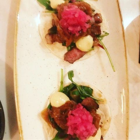 Tuna taco – Bild från Isolé av Nicolina U.