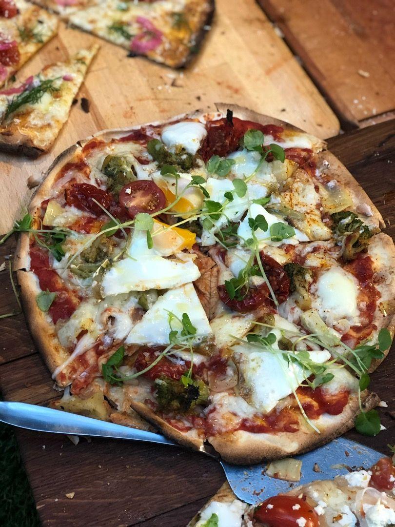 Varje fredag är det pizza – Bild från Isabelle's Market av Agnes L.