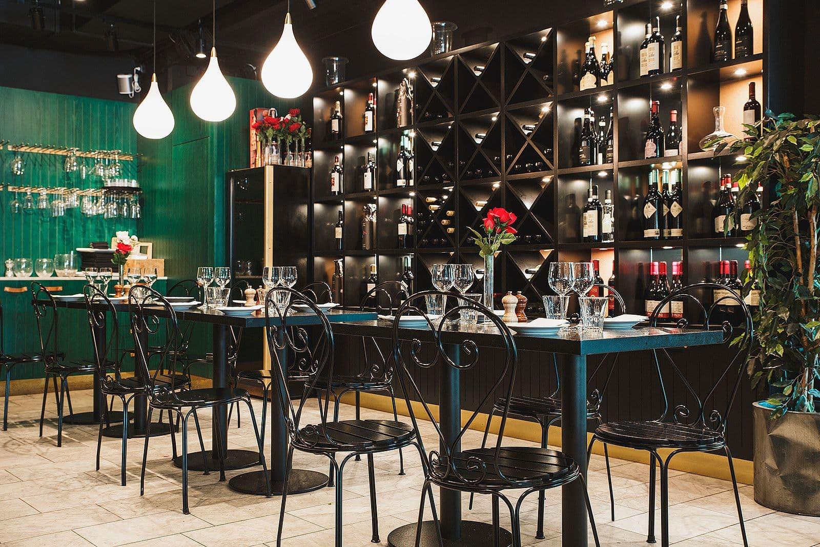 italiensk restaurang uppsala
