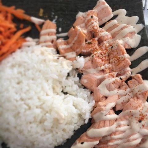 Share Mushi – Bild från Itamae Sushi av Peter B.
