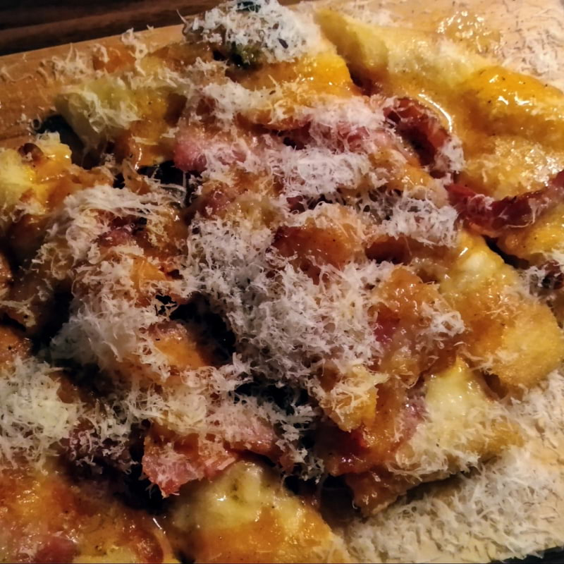 Oinsa carbonara – Photo from Jacqueline's by Katarina D.