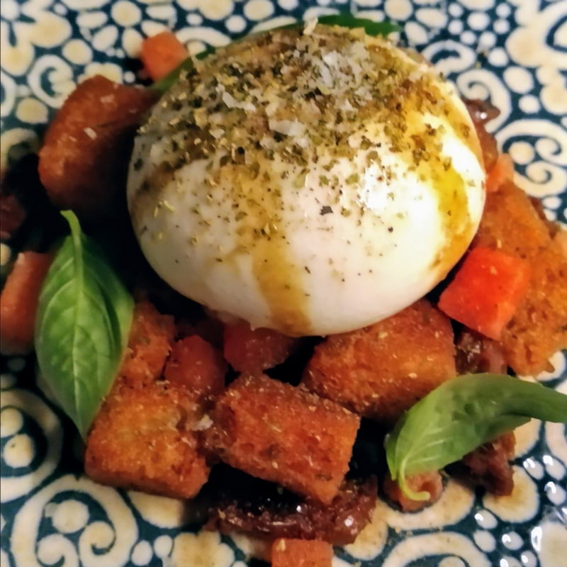 Burrata – Photo from Jacqueline's by Katarina D.