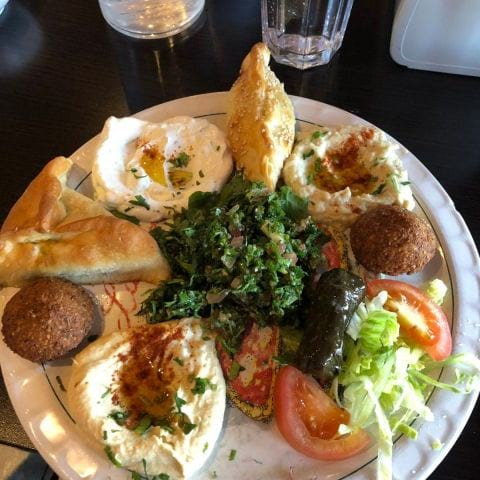 Photo from Jenin Grill by Charlotte A.