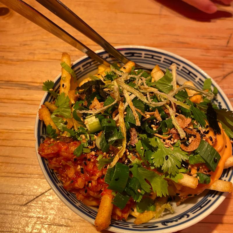 """""""Kimchipommes"""" – Bild från Jinx Dynasty av Adam L."""