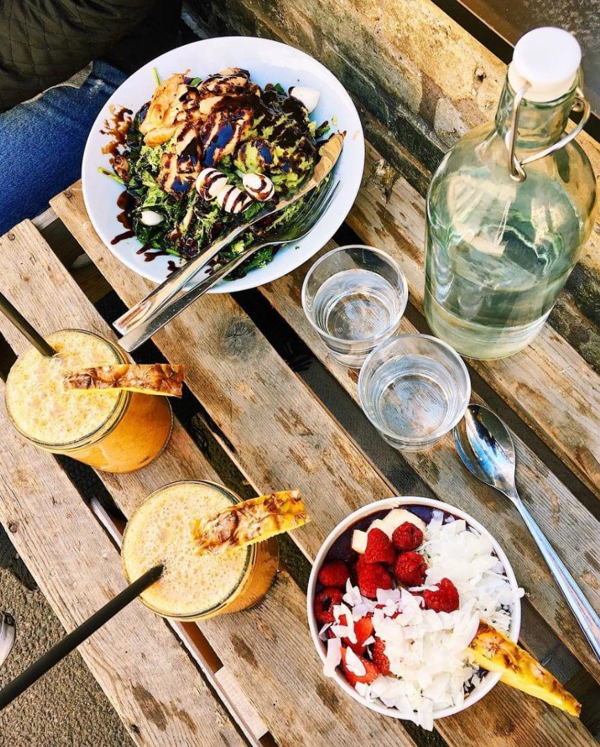 Instagramvänlig lunch! – Bild från JOS av Jessica K.