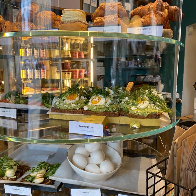 Bild från Johan & Nyström Swedenborgsgatan av Caroline L.