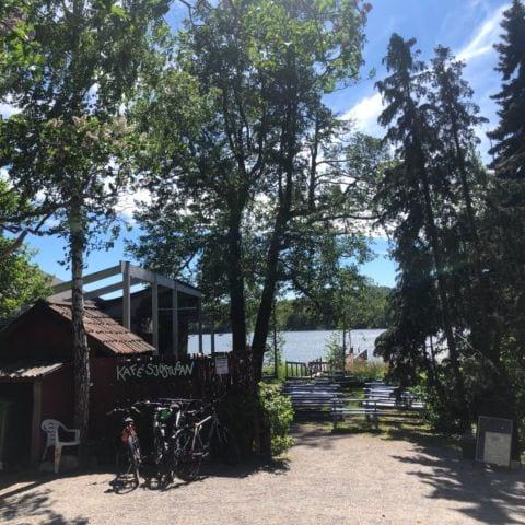 Bild från Kafé Sjöstugan av Ida B.