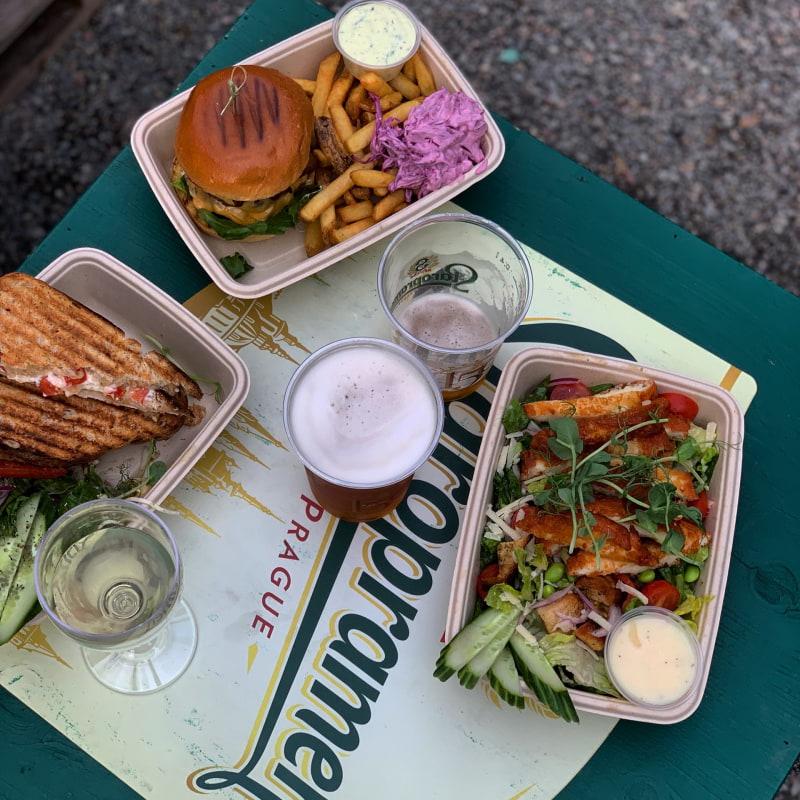 Mat & Dryck - Kajsas – Bild från Kajsas i Parken av Stephanie ö.