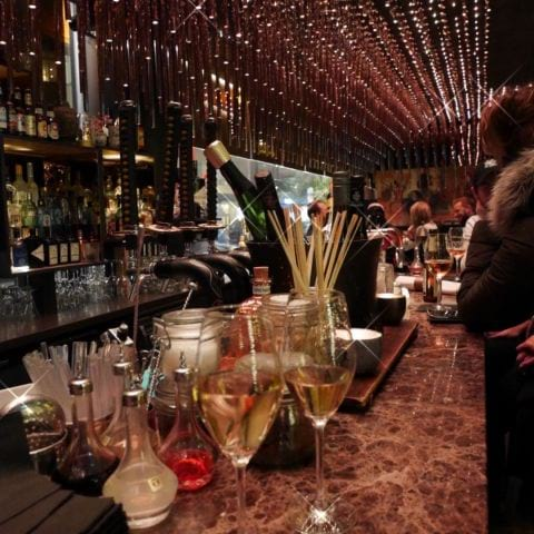 Bar – Bild från Kasai av Agnes L.