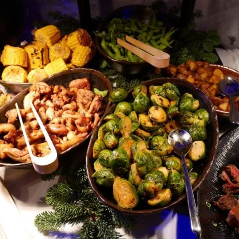 Julbord – Photo from Kasai by Agnes L.